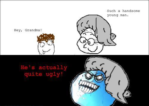 Cardi B Meme Face