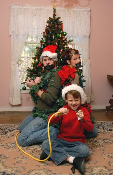 Hilarious Family Holiday Cards