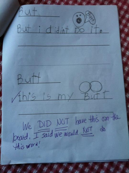 Things Have Done Kids Funniest
