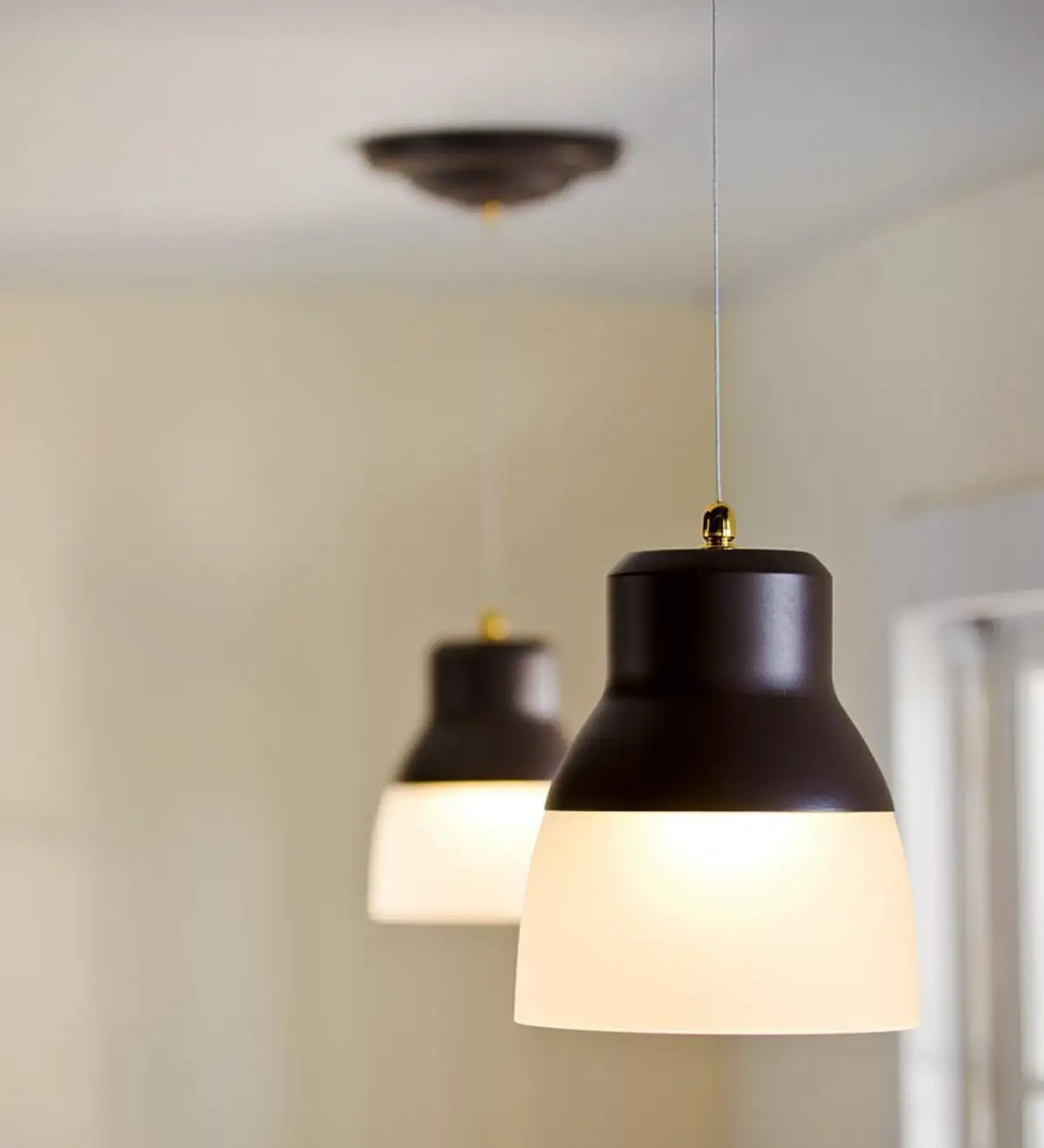 Remote Control Pendant Light