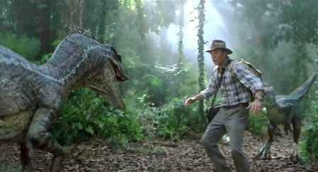 Jurassic Park III - Plugged In