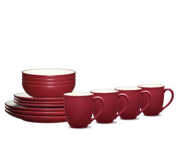 Noritake Stoneware Soup Mugs
