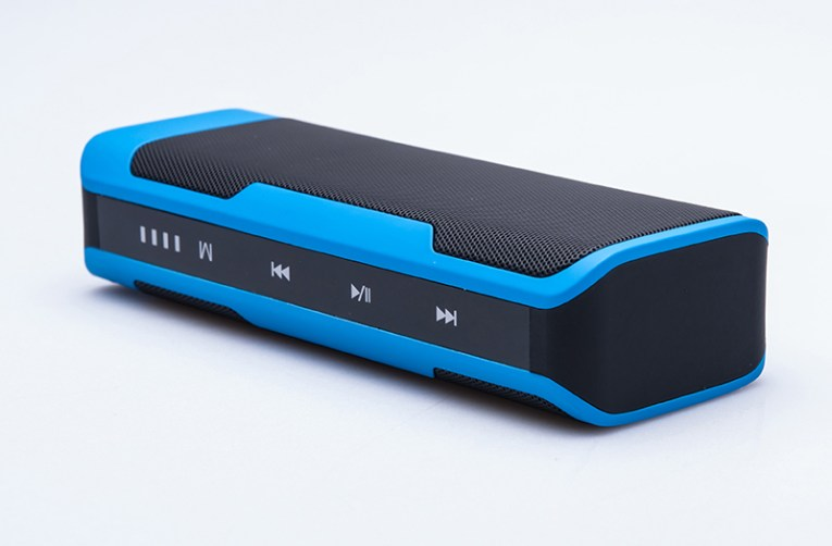 Portable Touch Control Bluetooth Speaker with 4000mAh Power Bank and         i