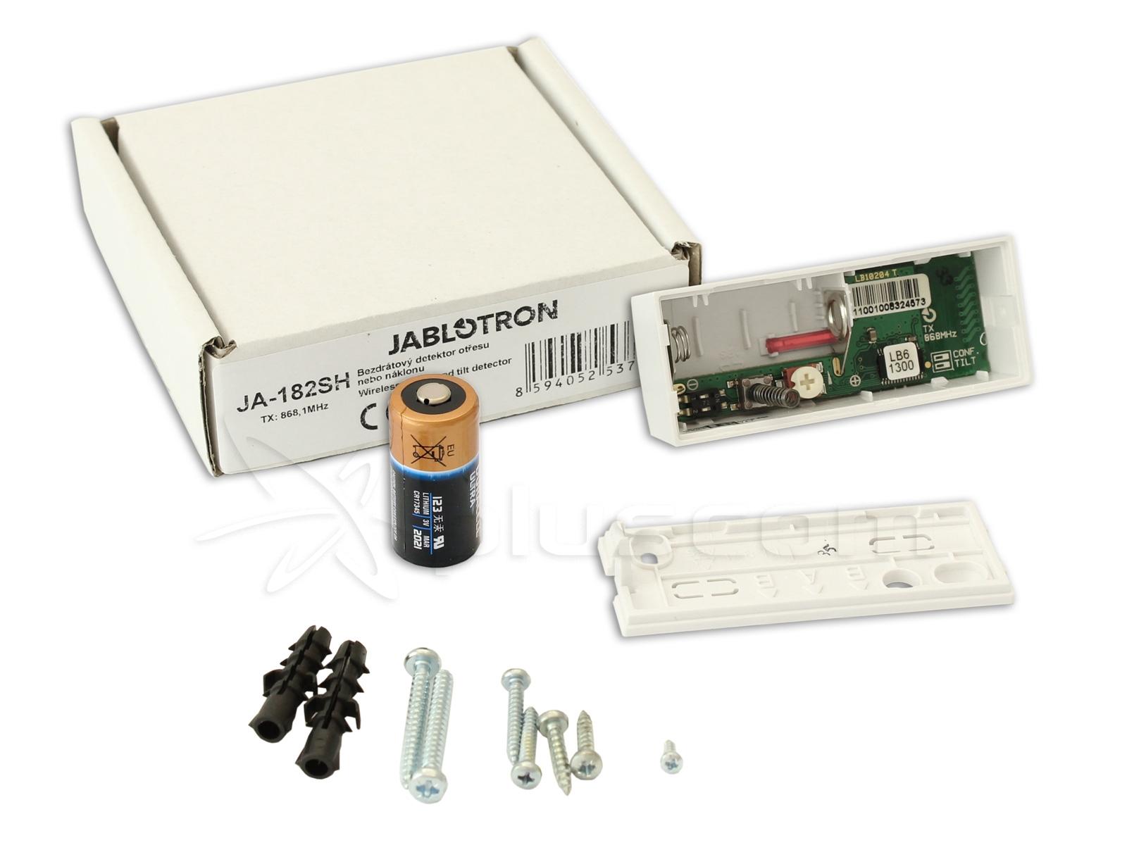 Jablotron Wireless Alarm System