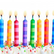 Birthday Candles Png Transparent Images Png All