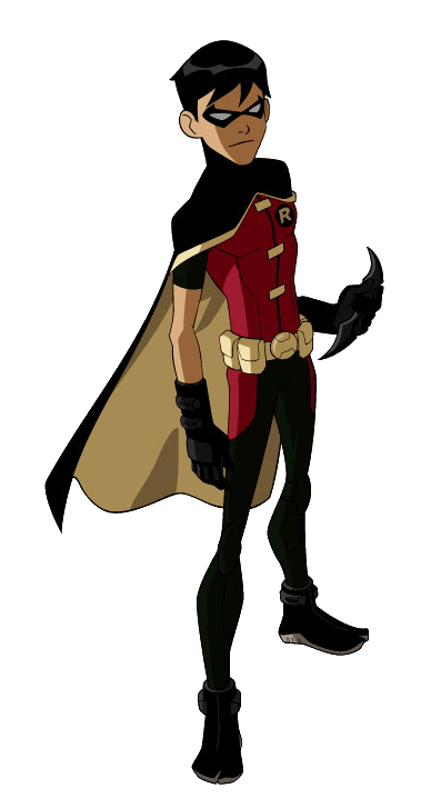 Superhero Robin PNG Transparent Images | PNG All