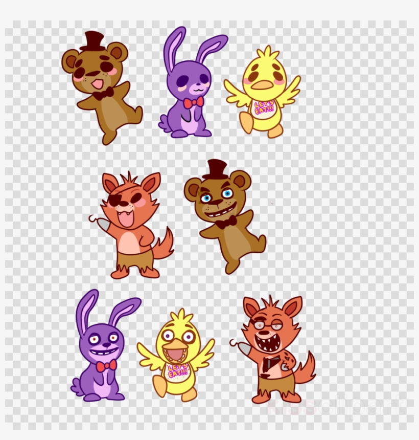 Nights Clipart Freddys 5
