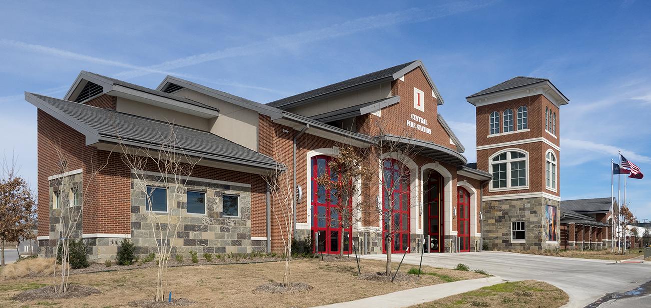 1 Grand Fire Department Prairie Station