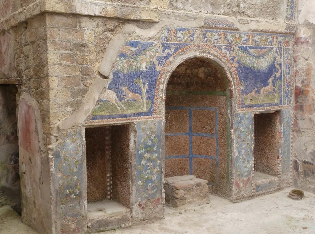 Herculaneum, Rome to Positano
