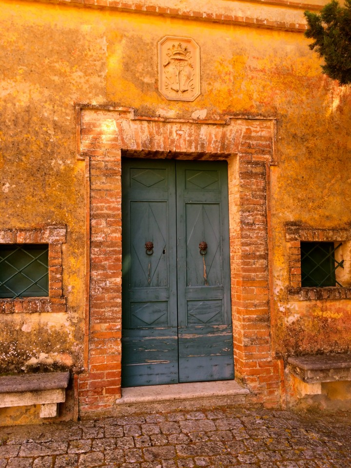 Montestigliano, Tuscany, Italy