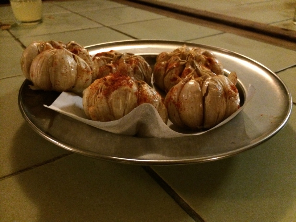Bar snacks with a difference in Colombo Sri Lanka