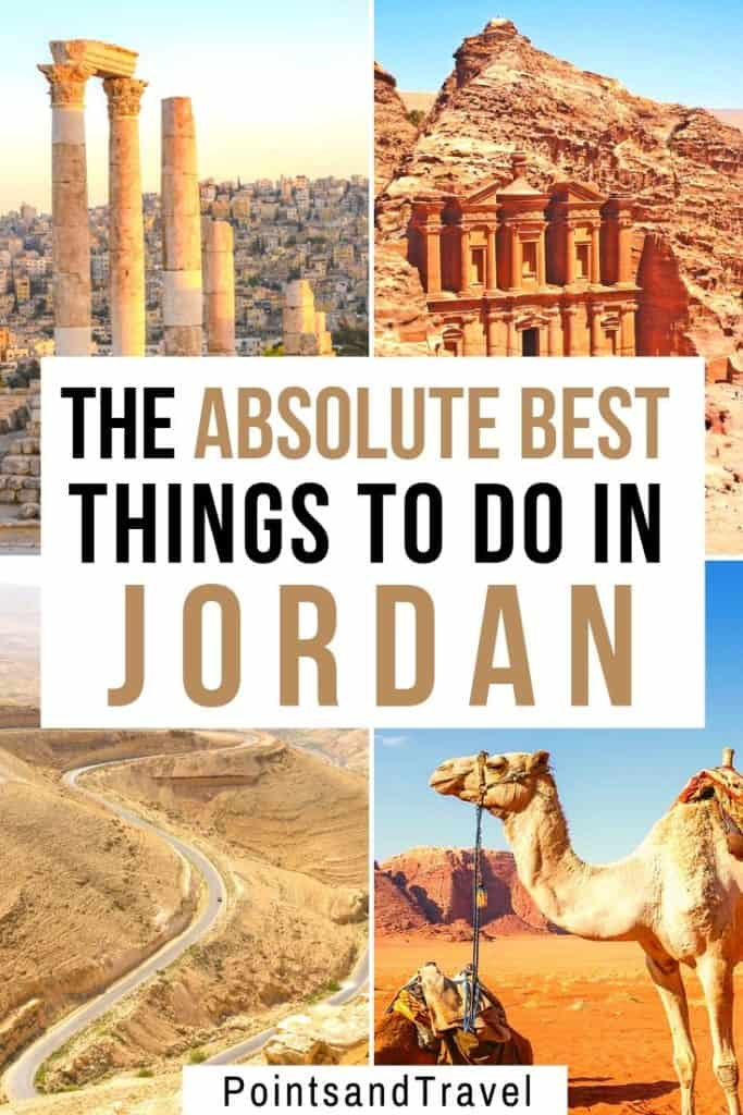 The Best Things to Do in Jordan. Discover the top things to do in Jordan! What to do in Jordan, where to stay, best places to see, to activities and food. All the best things Jordan has to offer | Jordan Bucket List | Jordan Travel Guide | What to do in Jordan | Jordan Travel | Jordan Holiday | Best Things to Do in Jordan| #jordan #middleeast