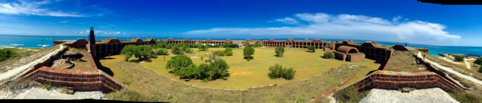 Fort Jefferson, dry tortugas National Park, #FortJefferson #DryTortugas #Florida