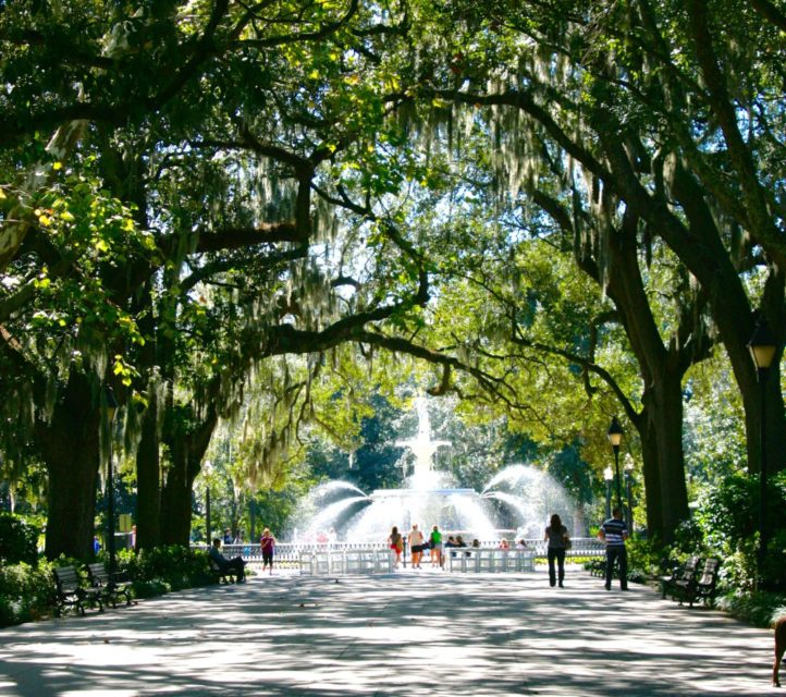 Come along with me while I show you some romantic things to do in Savannah, GA