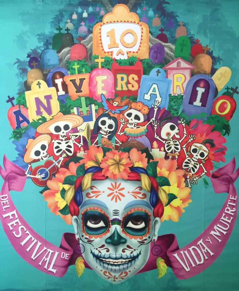 Grand Velas, Riviera Maya, Mexico, luxury resort, Dia de los Muertos