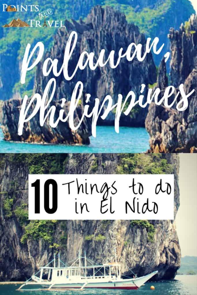 El Nido Palawan Hotels, Where to go in Palawan, El Nido Palawan Things to do