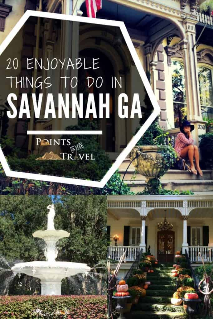 Things to do in Savannah, Geogria, things to do in Savannah