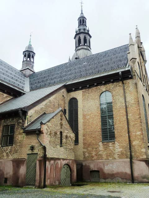 Oslo Cathedral, Oslo, Norway, Things to do in Norway, Norway winter