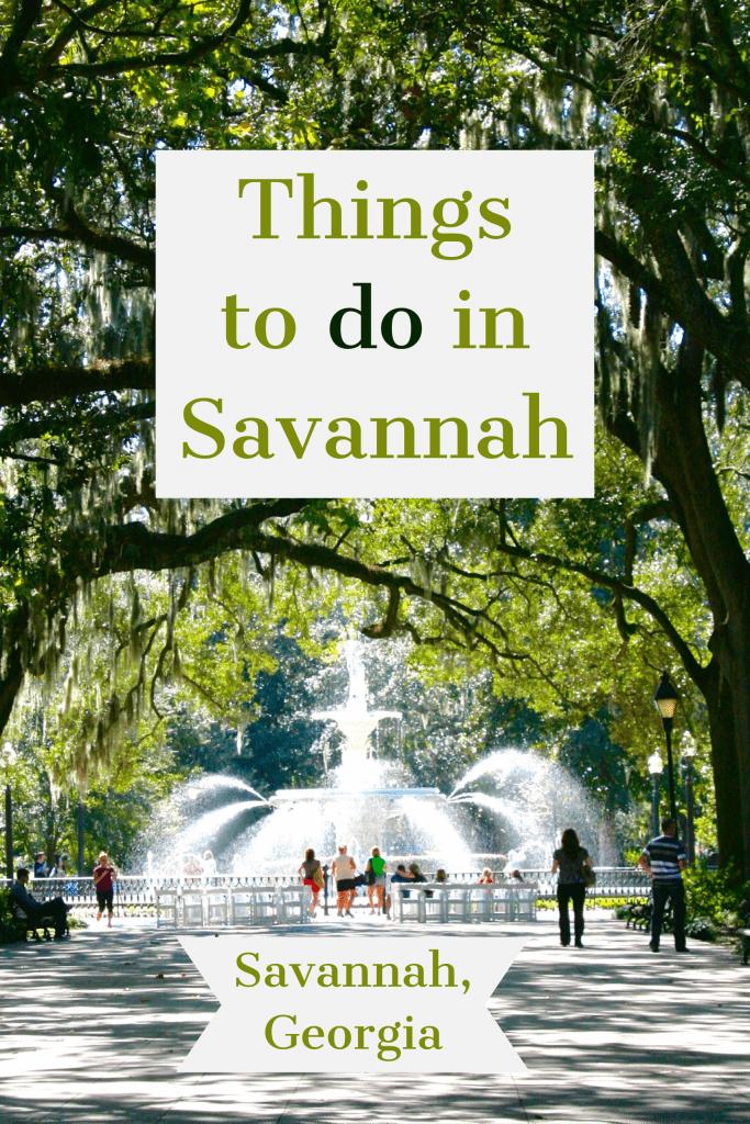 Savannah GA, Things to do in Savannah, things to do in Savannah GA