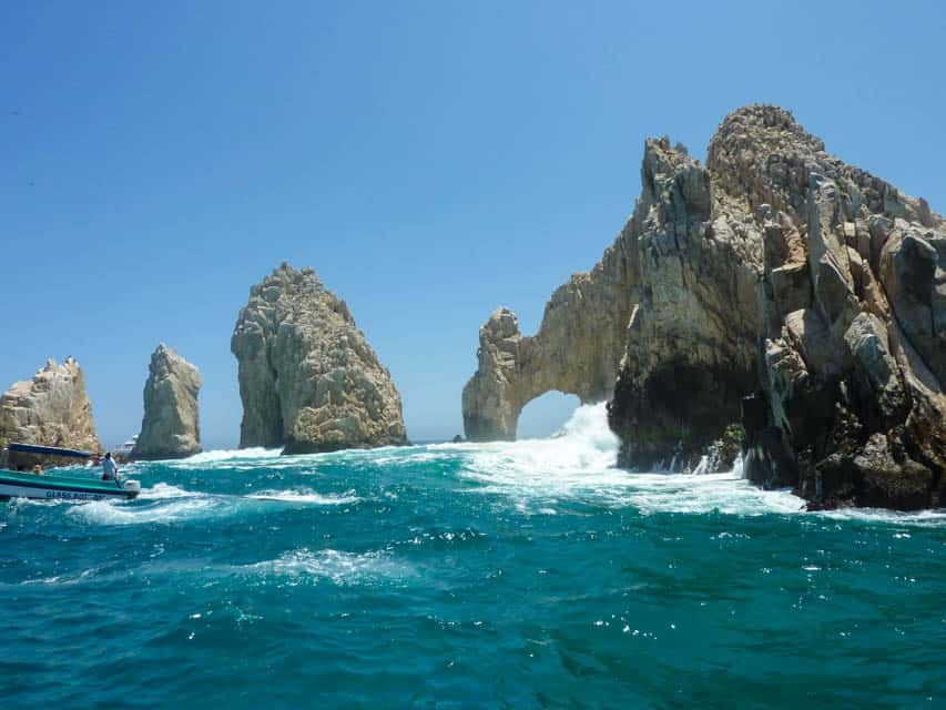 Cabo San Lucas, Mexico, One of many Popular Mexican Destinations