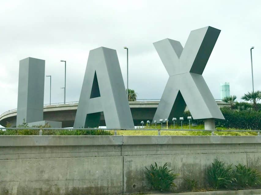 LAX Hotel with Shuttle