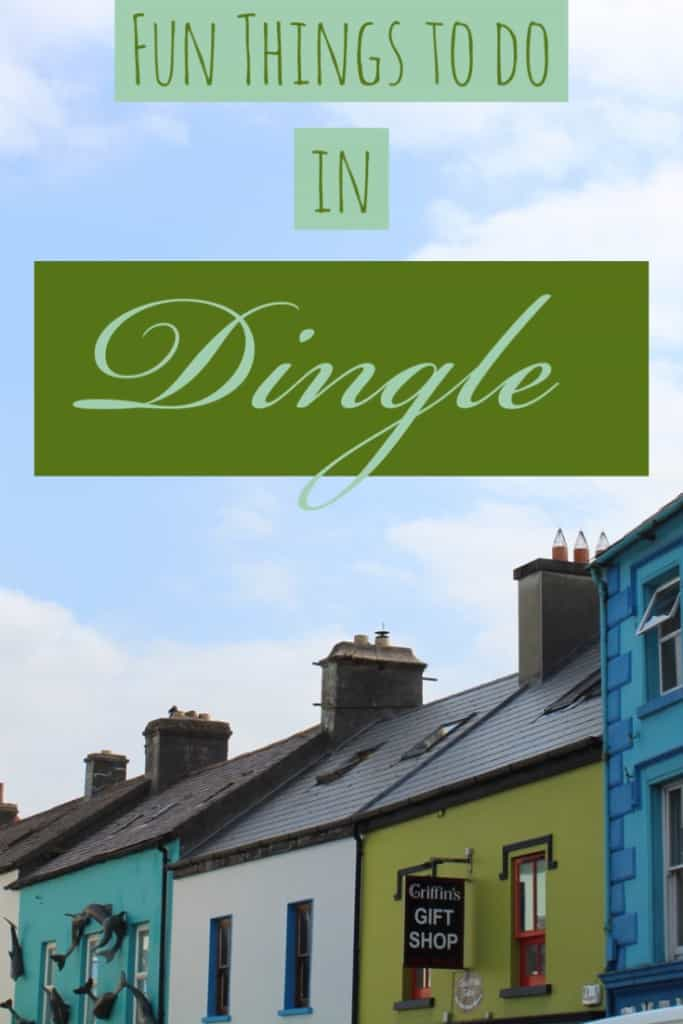 Dingle Peninsula, Dingle Ireland, things to do in dingle