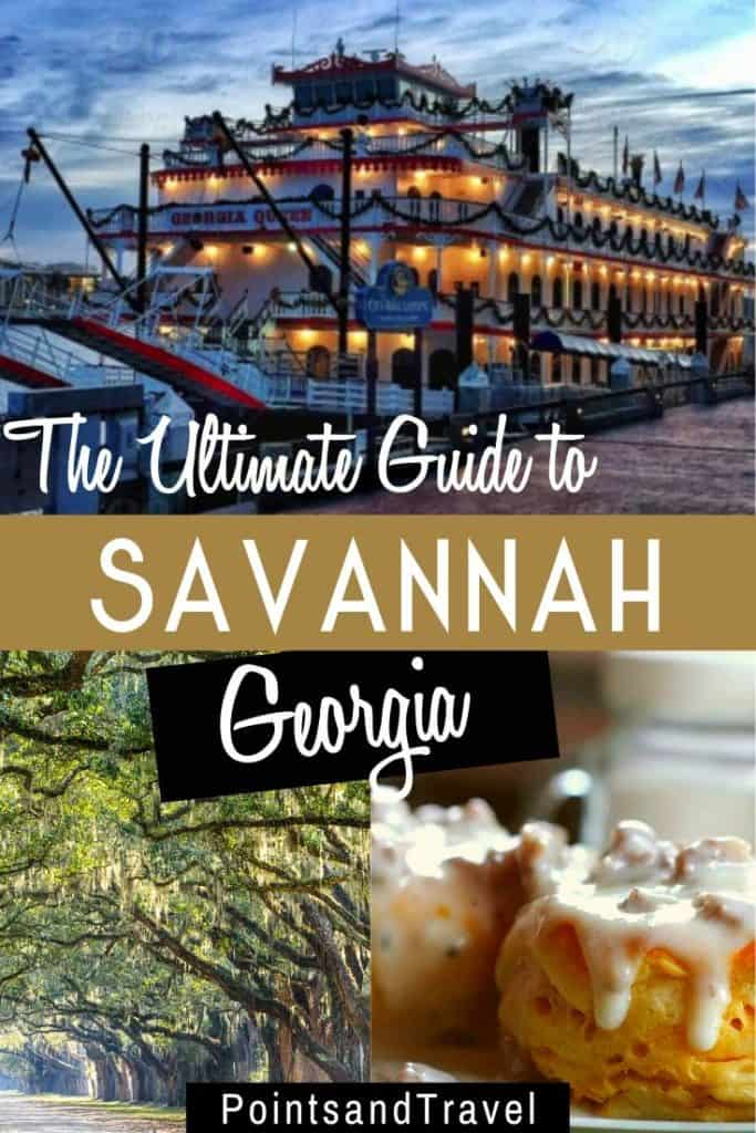 The Ultimate Guide to Savannah GA, The ultimate guide to Savannah Georgia, Awesome Things to do in Savannah Georgia, Awesome Things to do in Savannah Ga | #Savannah #SavannahGeorgia #Georgia
