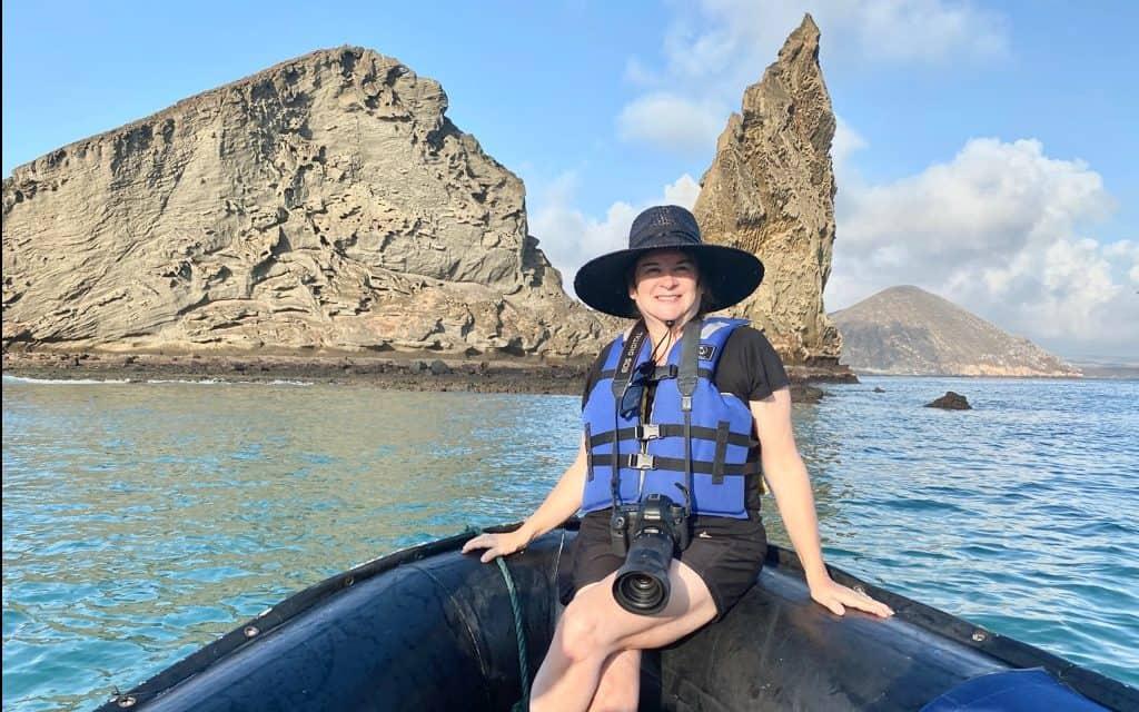 Galapagos Gringa