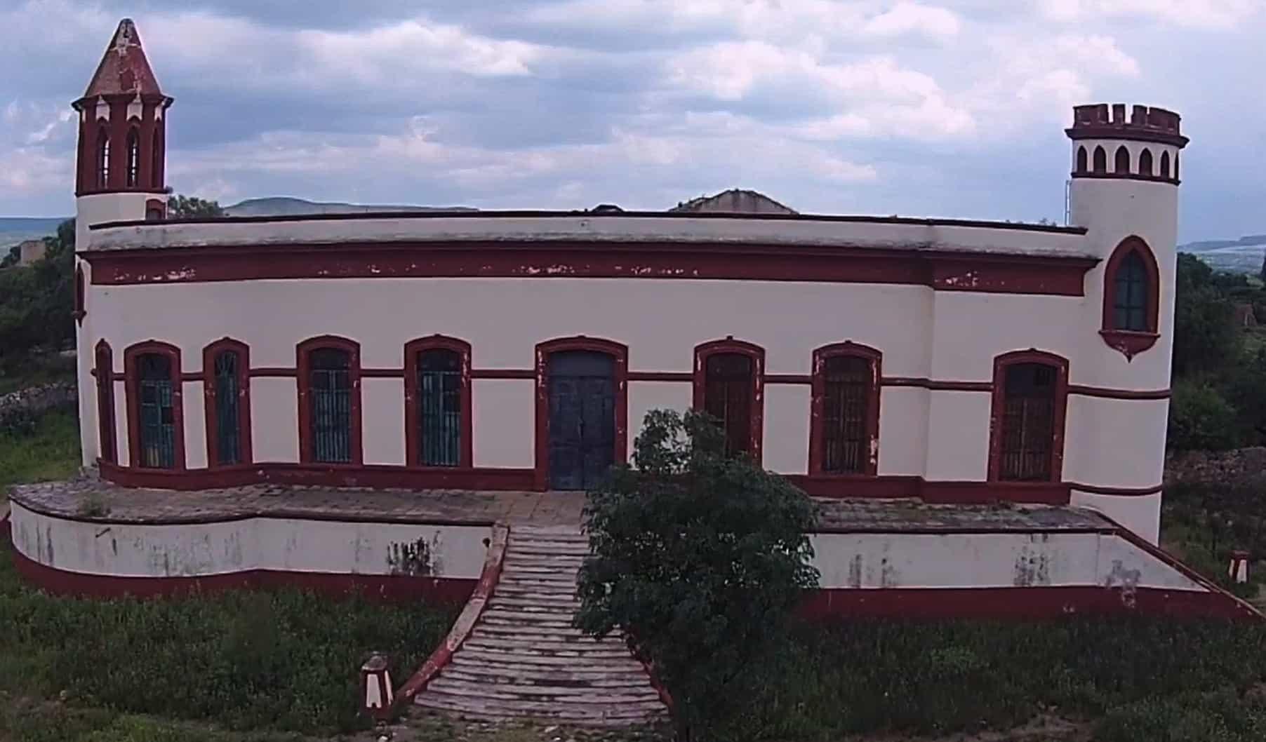 Mineral de Pozos, Ex hacienda in Guanajuato, #MineraldePozos