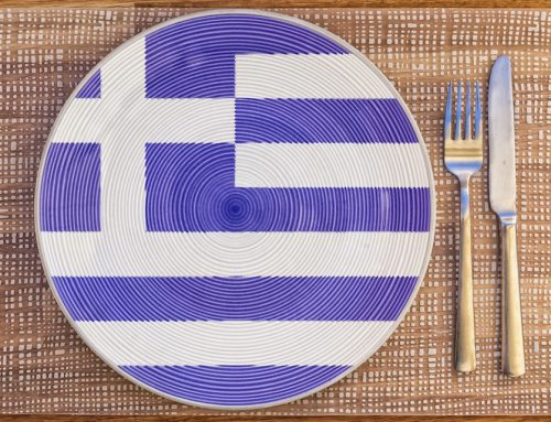 Greek Food Should be Eaten in Greece!