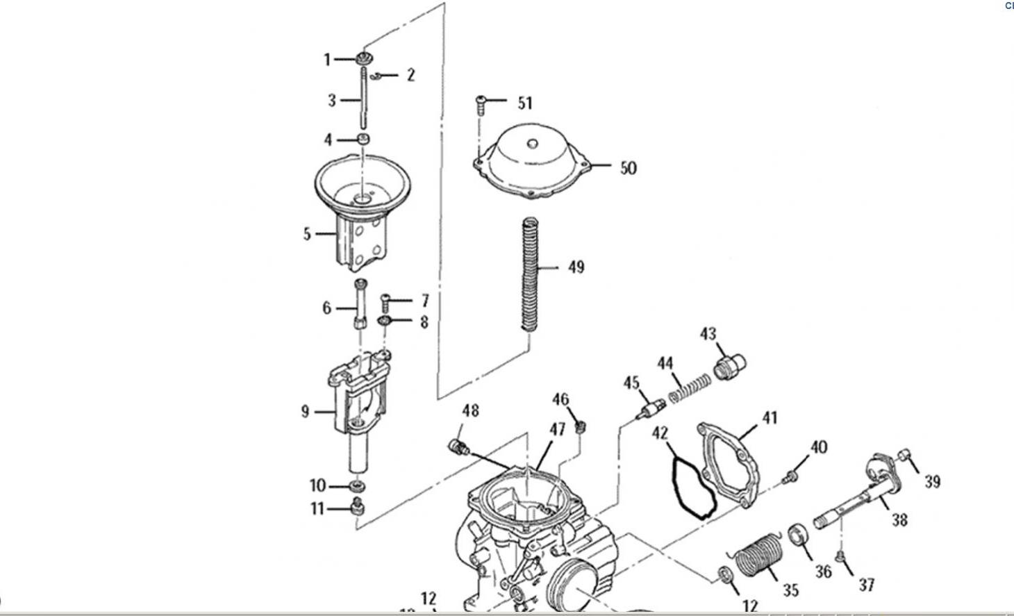 Sportsman 400 carb removal polaris atv rh polarisatv s 2000 polaris sportsman 500 parts diagram