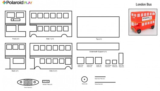 Bus Templates Trace