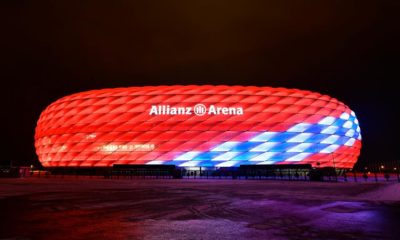 FC Bayern Munich to celebrate their 118th birthday at Allianz Arena