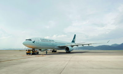 Cathay Pacific to launch seasonal non-stop service to Cape Town