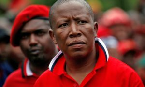 Malema on point; SA facing crisis of water provision – Clive Lipchin