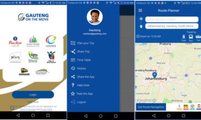 'Gauteng on the Move' app launched; draws mixed reviews