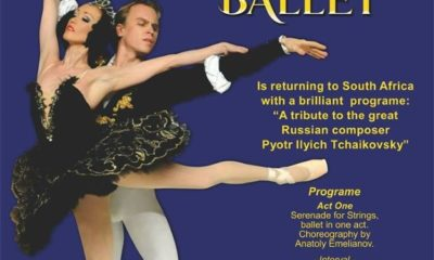 Royal Moscow Ballet performs at the East London Guild Theatre