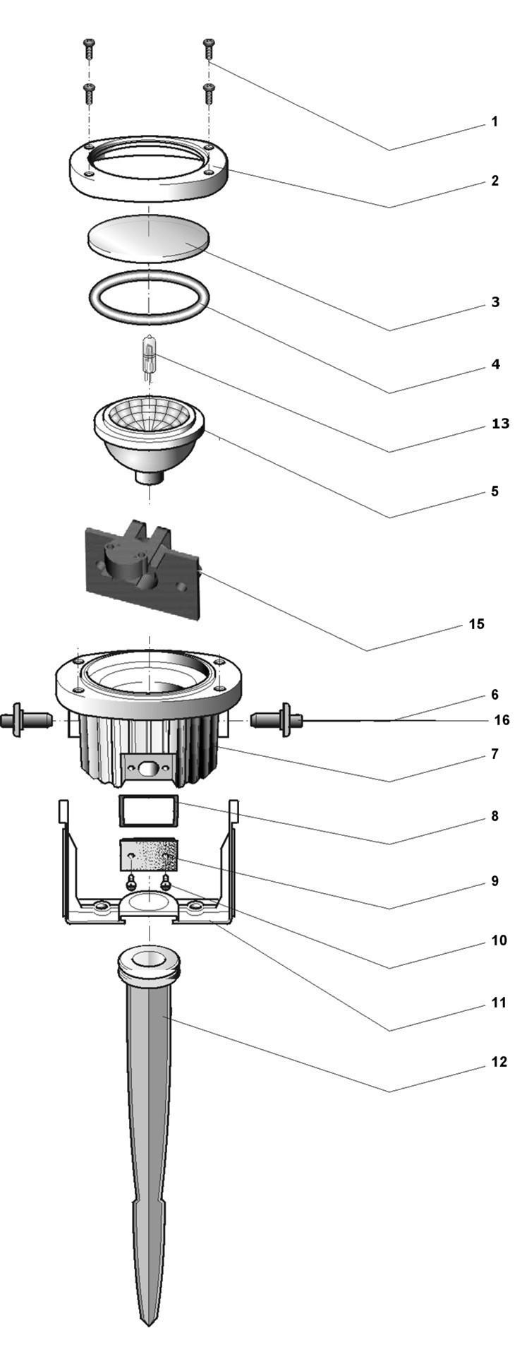 Biorb Halogen Light Bulb