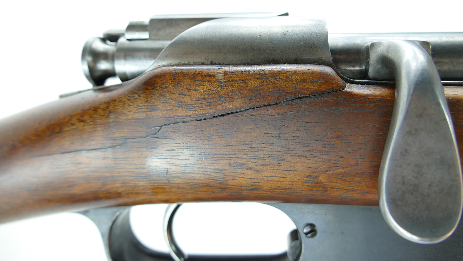 Commission Rifle Mauser 1888