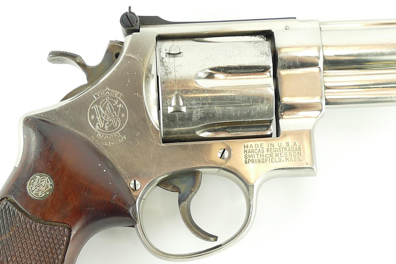 44 Revolver Magnum Guns