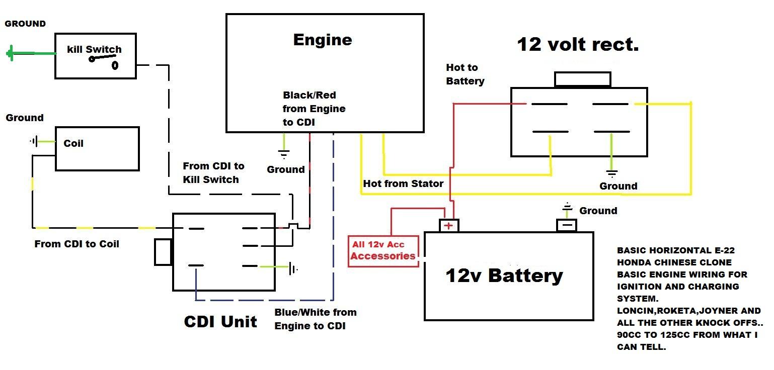 Dune Buggy Wiring Diagram Schematic