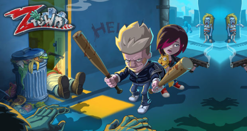 Zombie Town Story  Undead Mayhem   iOS Game Review        Pookybox     Zombie Town Story  Undead Mayhem   iOS Game Review        Pookybox  iPhone games