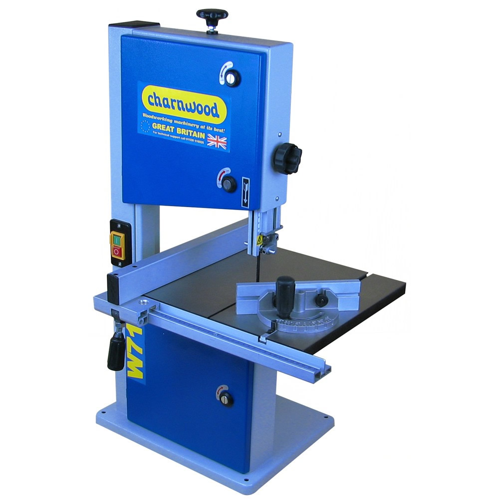 Charnwood W715 10 Quot Bench Top Bandsaw Poolewood