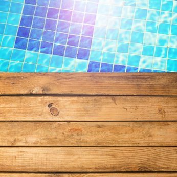 3 Semi Inground Pool Ideas