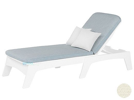 Ledge Lounger Mainstay Collection Outdoor Chaise Cushion