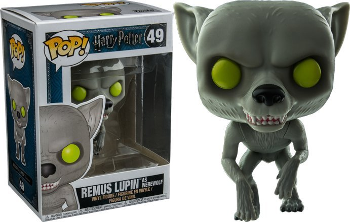 HARRY POTTER   REMUS LUPIN AS WEREWOLF   FUNKO POP  VINYL FIGURE     Wait for Me