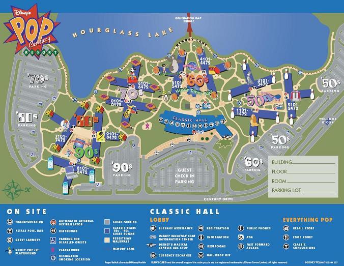 Resort World Disney Beach Caribbean Rooms