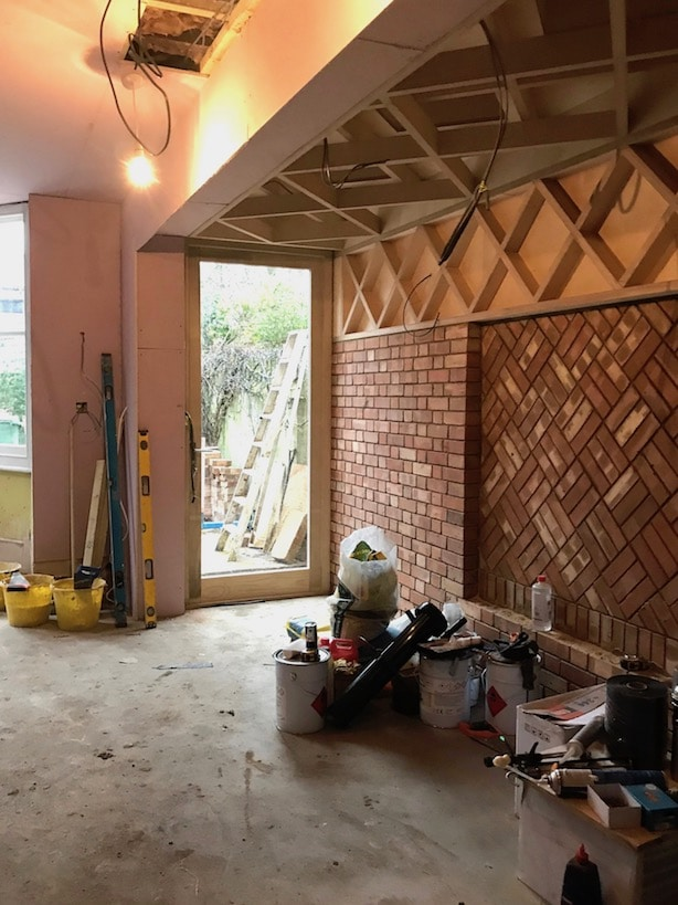Doing A Side Return Extension In A Victorian House Part 2