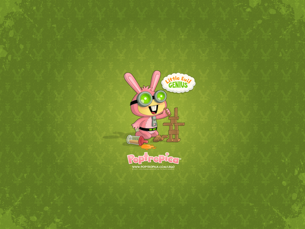 Hare Poptropica Dr Code Costume