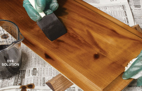 Best Color Stain Pine